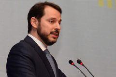 Bakan Albayrak: 'Türkiye'de Yerli Kömürü Yüzde 12'lerden 16'lara Çıkardık Kıyamet Kopuyor'