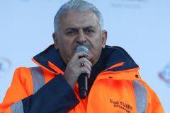 Başbakan Yıldırım: Hepsini Yok Etmek Boynumuzun Borcu
