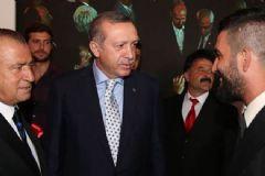 Erdoğan Programını İptal Etti! Maça Gitmiyor
