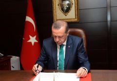 Cumhurbaşkanı Erdoğan, Boğaziçi Üniversitesi'ne Rektör Atadı