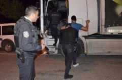 Şanlıurfa'da 300 Polis İle Asayiş Uygulaması