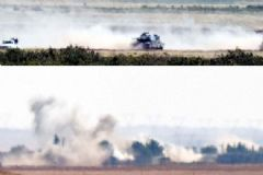Fırat Kalkanı Harekatında DEAŞ'a Ait 24 Merkez Kara Ve Havadan Vuruldu