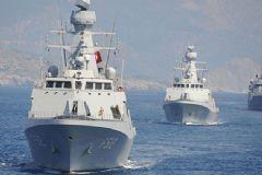 Deniz Kuvvetleri'nde 291 Personel Görevden Uzaklaştırıldı
