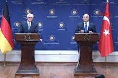 Bakan Çavuşoğlu ve Alman Mevkidaşından Ortak Açıklama