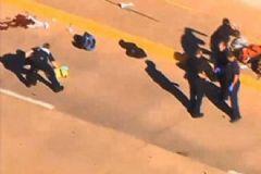 ABD'de Havalimanında Saldırı! Giriş Çıkışlar Kapatıldı
