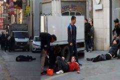 İstiklal Caddesi'ndeki Çatışmanın Sebebi Belli Oldu
