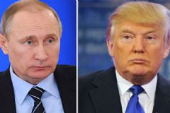 Rusya Suriye İçin Trump İle Temas Kurdu