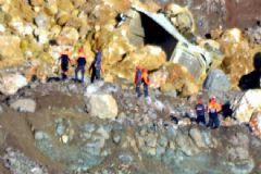 Siirt'te Heyelan Altında Kalan Maden İşçilerinin İsimleri Açıklandı