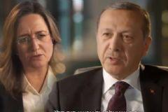 Cumhurbaşkanı Erdoğan'dan İsrailli Gazeteciye Kapak Gibi Cevap