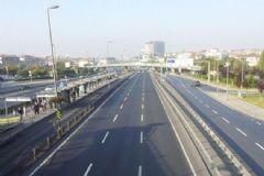 İstanbul'da Bazı Yollar Kapalı Olacak