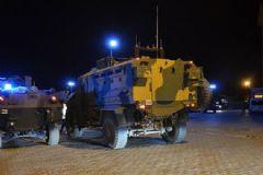 Hakkari'de Askeri Üs Bölgesine Saldırı! 1 Şehit!