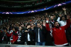 Beşiktaş - Benfica Maçında Bir İlk