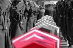 Fırat Kalkanı'nda Yaralanan Asker Şehit Oldu