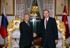 Erdoğan, Askerimize Yapılan Saldırı Hakkında Putin ile Görüştü