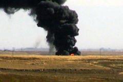 PYD'nin Askeri Kampında Patlama!