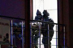 DEAŞ Saldırısında Kimyasal Şüphesi, Kapılar Kapatıldı