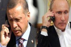 Cumhurbaşkanı Erdoğan Bugün de Putin ile Görüştü