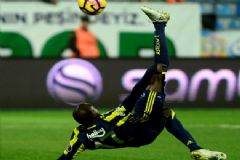Rize'de Sow Şov! Çaykur Rizespor 1 - Fenerbahçe 5