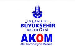 AKOM İstanbul'u Uyardı!