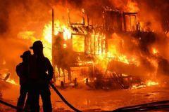 Siirt E Tipi Cezaevinde Yangın Paniği