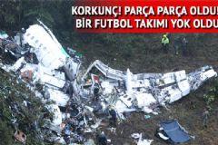 Brezilyalı Futbolcuları Taşıyan Uçakta 81 Kişiden 76'sı Hayatını Kaybetti