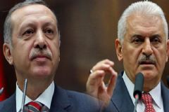 Erdoğan ve Yıldırım Yangın Hakkında Bilgi Aldı
