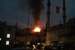 Adana Aladağ'da Bir Yangın Daha!