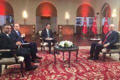 Başbakan Yardımcısı Kurtulmuş, TRT Haber'e Konuştu