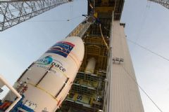 Göktürk-1 Uydusu Uzaya Fırlatıldı