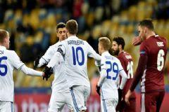Beşiktaş'a Kiev'de Hakem Darbesi: UEFA Şampiyonlar Ligi'ne Veda Etti