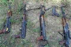 Lice Kırsalında 6 PKK'lı Öldürüldü
