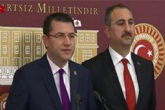 Abdülhamit Gül ile Mehmet Parsak'tan Ortak Yeni Anayasa Açıklaması