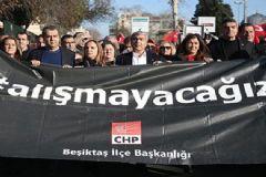 CHP İstanbul İl Başkanı: İktidarın Yanındayız