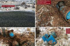 Diyarbakır'da 150 Kilogram Patlayıcı İmha Edildi