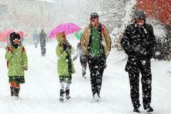 10 Kentte Okullara Kar Tatili