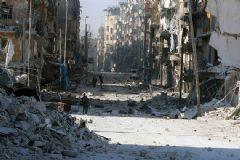 Dünya Ateşkes Beklerken, Şii Milisler Halep'te Kara Hareketı Başlattı