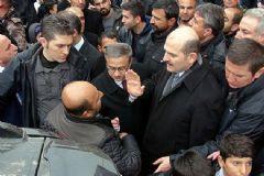 İçişleri Bakanı Süleyman Soylu Cizre'de