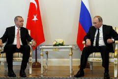 Kremlin: 'Halep'teki Tahliye Süreci Putin ile Erdoğan'ın Görüşmesiyle Bağlantılı'