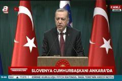 Erdoğan: Türkiye Henüz AB Üyesi Olmasa Da Avrupa'nın Ayrılmaz Bir Parçasıdır