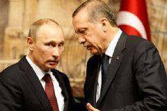 Cumhurbaşkanı Erdoğan Ve Putin Astana'da Görüşecek