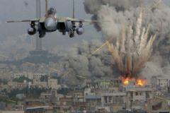Esad Tahliye Konvoyuna Saldırdı: 14 Ölü