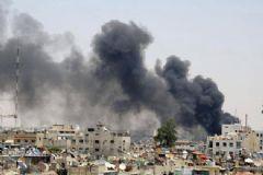 Suriye'de Patlama!