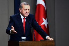 Cumhurbaşkanı Erdoğan: Türkiye Halep Halkını Yalnız Bırakmadı, Bırakmayacak