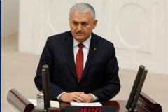Başbakan Binali Yıldırım: PKK-PYD-YPG Alayı Terör Örgütüdür