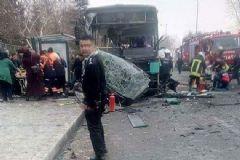 Kayseri'de Hain Saldırı! İşte İlk Fotoğraflar!