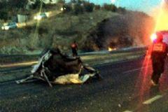 Yakıt Tankeri Otomobile Çarptı: 3 Ölü