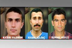 İşte İstanbul Ve Kayseri'yi Kana Bulayan PKK'lı Teröristler