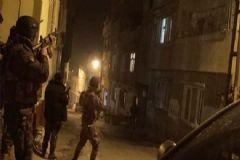 DEAŞ'lı Teröriste Saldırı Hazırlığındaki 4 PKK'lı Yakalandı