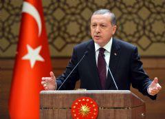 Erdoğan: 'Bu Dönemde Durursak, Kendimizi Bulacağımız Yer Sevr Şartlarıdır'
