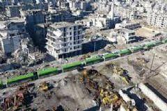 Halep'in Doğusundan Sivillerin Tahliyesi Tamamlandı